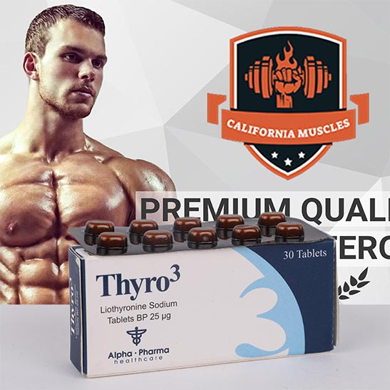 Liothyronine Sodium (T3) for sale in USA