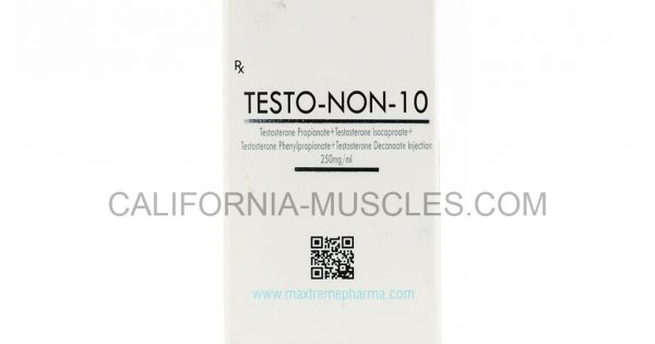 Best Sustanon 250 (Testosterone Mix) from leading pharma producer
