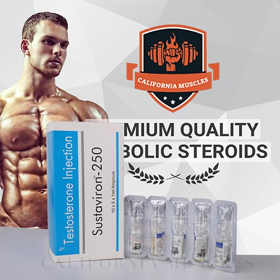 Sustanon 250 (Testosterone Mix) for sale in USA