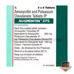 Amoxicillin (Augmentin) for sale in USA