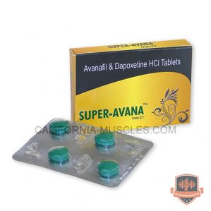 Avanafil & Dapoxetine for sale in USA