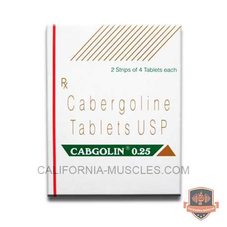 Cabergoline (Cabaser) for sale in USA