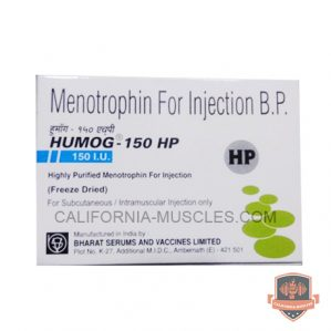 Human Menopausal Gonadotrophin (HMG) for sale in USA