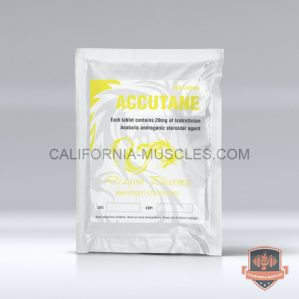 Isotretinoin (Accutane) for sale in USA