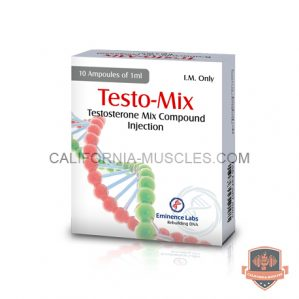 Sustanon 250 (Testosterone Mix) for sale in USA