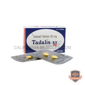 Tadalafil for sale in USA