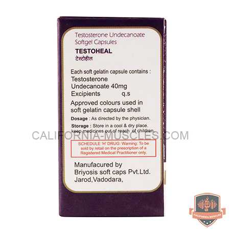 Best Testosterone Undecanoate from leading pharma producer
