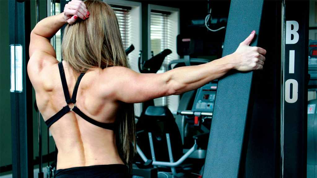 Steroids from a Woman's Point of View