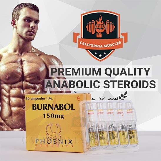 Buy Burnabol in California