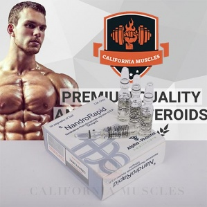 Nandrorapid ampoules for sale in USA