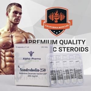Nandrobolin ampoules for sale in USA