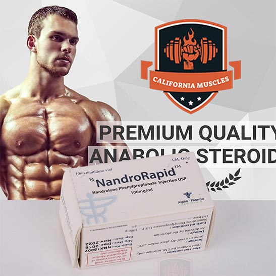 Nandrorapid vial for sale in USA