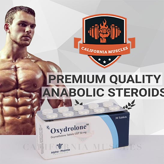 Oxydrolone for sale in USA