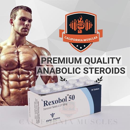 Rexobol 50 for sale in USA