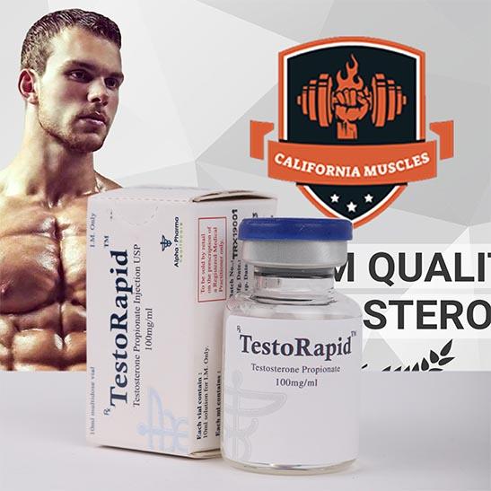 TestoRapid 100mg for sale in USA
