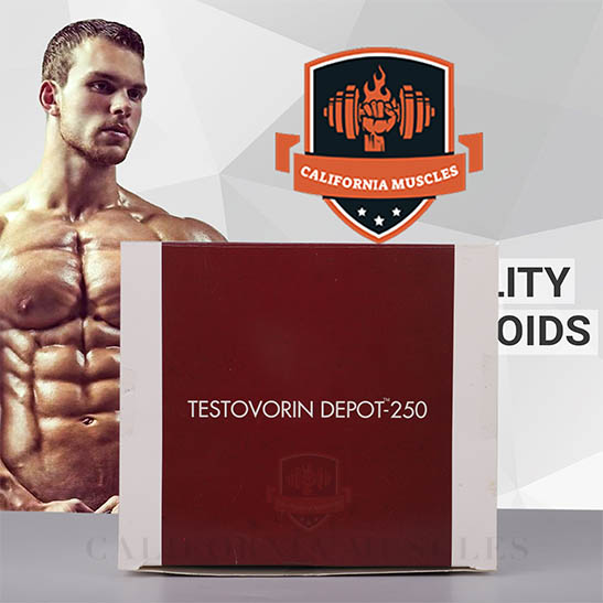 Testovorin Depot 250 injection for sale in USA
