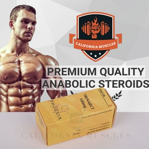 Trenaject 100mg vial for sale in USA californimuscles.net