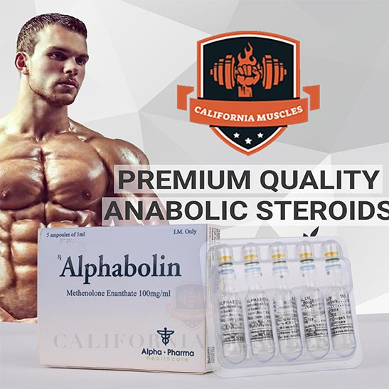 Alphabolin 100mg for sale in USA